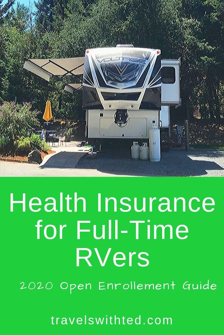 Health Insurance for Full Time RVers in 2020   Health ...