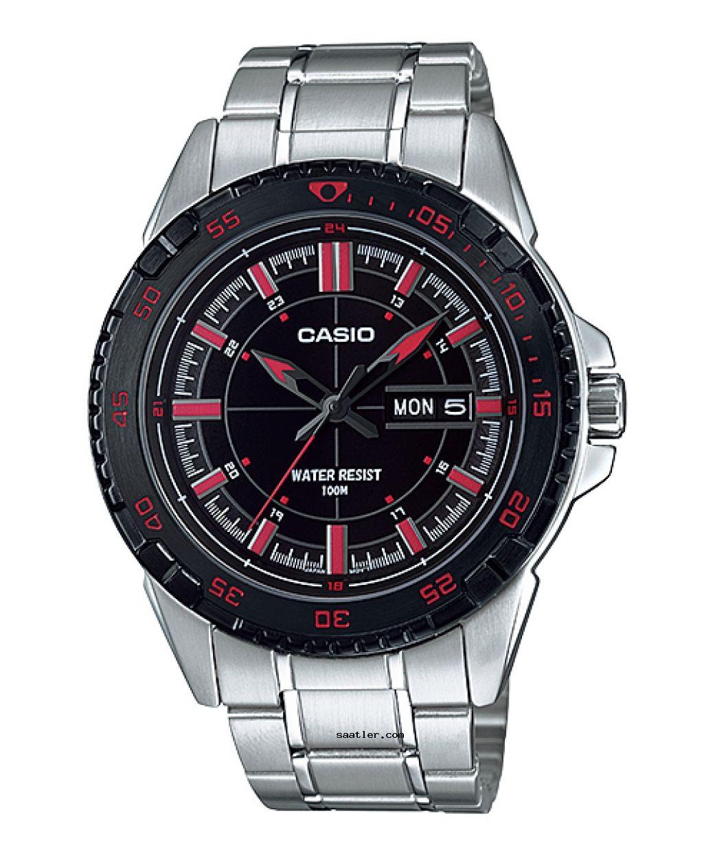 Casio Mtd1078d1a1vdf Kol Saati Erkek kol saatleri