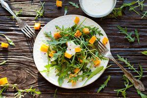 .Rezept: Herbstlicher Birnen-Kürbis-Salat > Kleine Zeitung