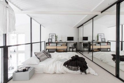 kleinescandinavianloftwohnung (4) Wohnung