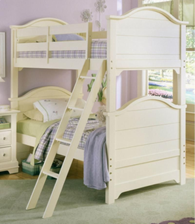 Vaughan Bassett Bunk Bed Cottage Youth Collection Item 548