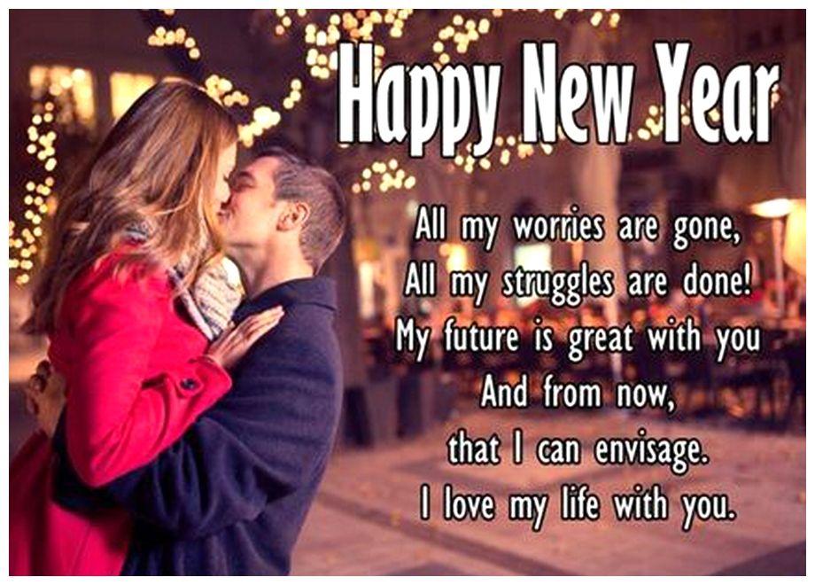 Happy New Year 2019 Girlfriend New Year Happy New Year Wishes
