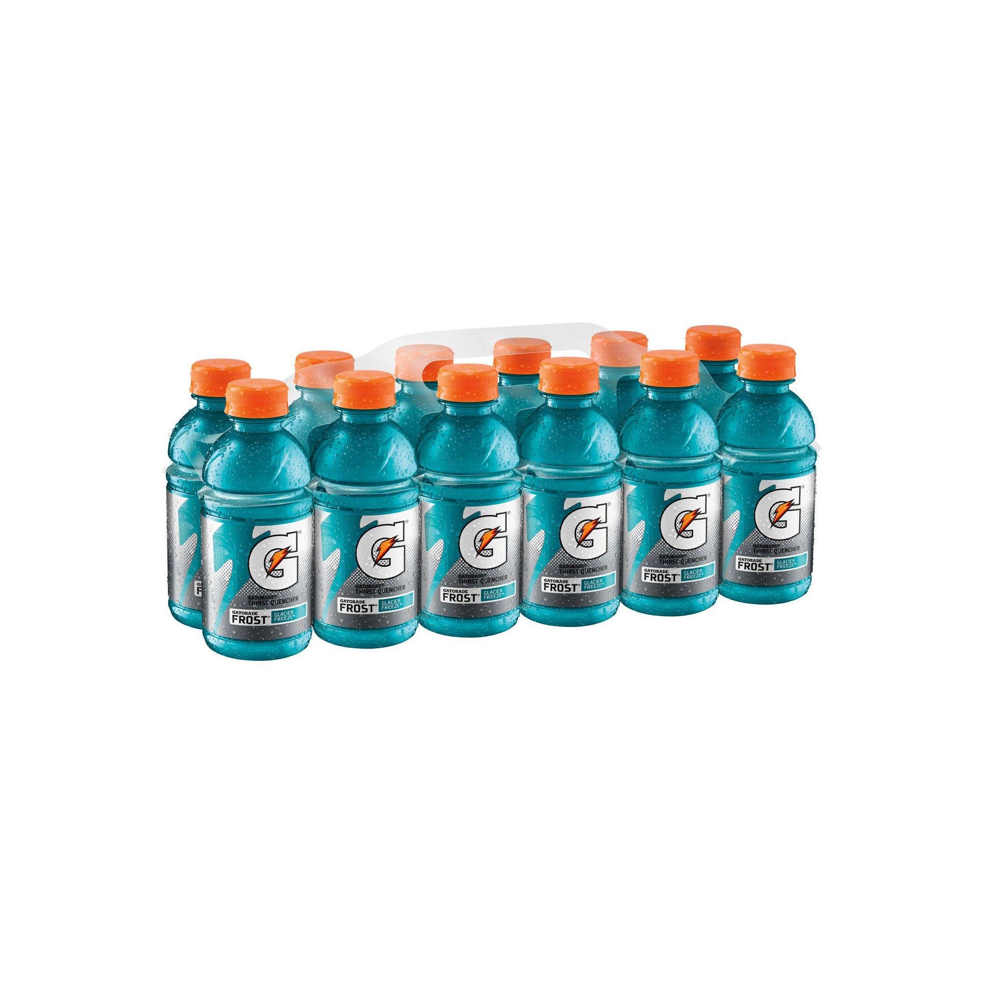 Gatorade Frost Glacier Freeze Sports Drink 12pk/12 fl oz