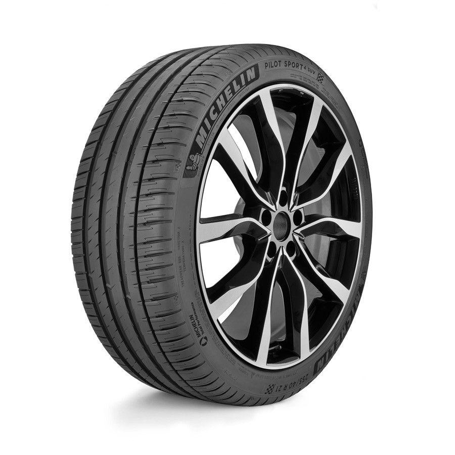 Nuevos neumáticos MICHELIN Pilot Sport 4 SUV http