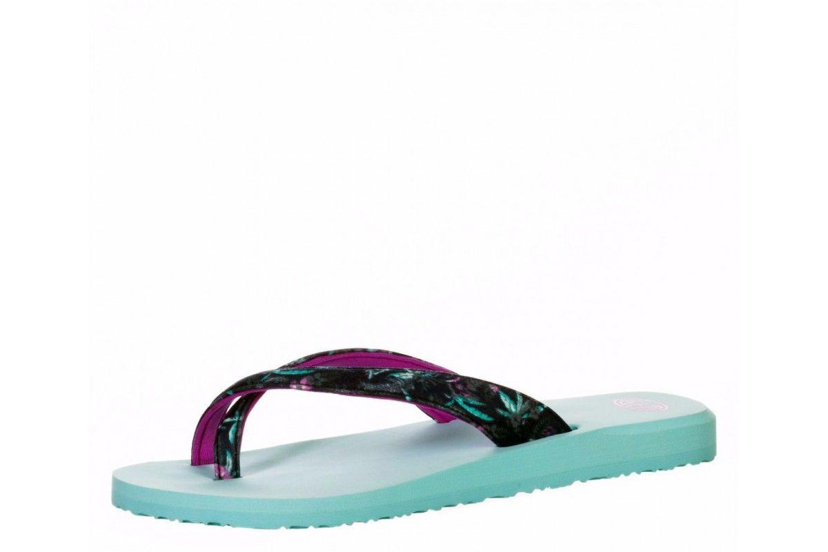 48cc7e565227 Animal Seren Women s Peppermint Blue Sandals Flip Flops