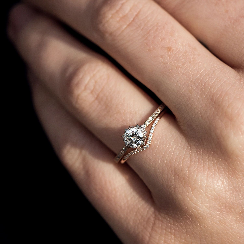 Japanese apricot ring supreme popular engagement rings