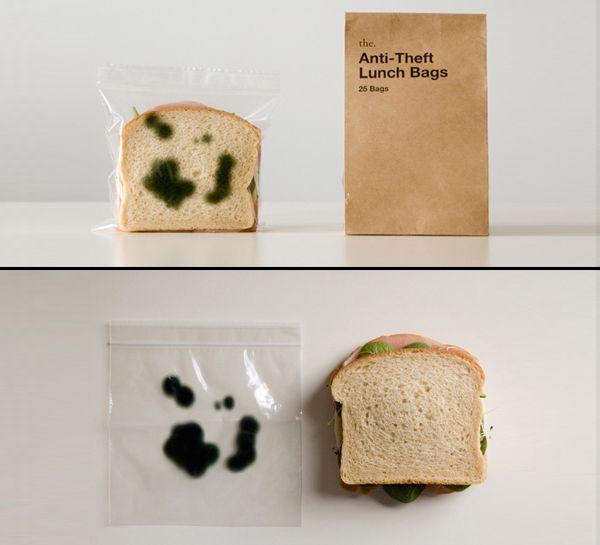 empaque creativos funcionales - :/ no toques mi almuerzo