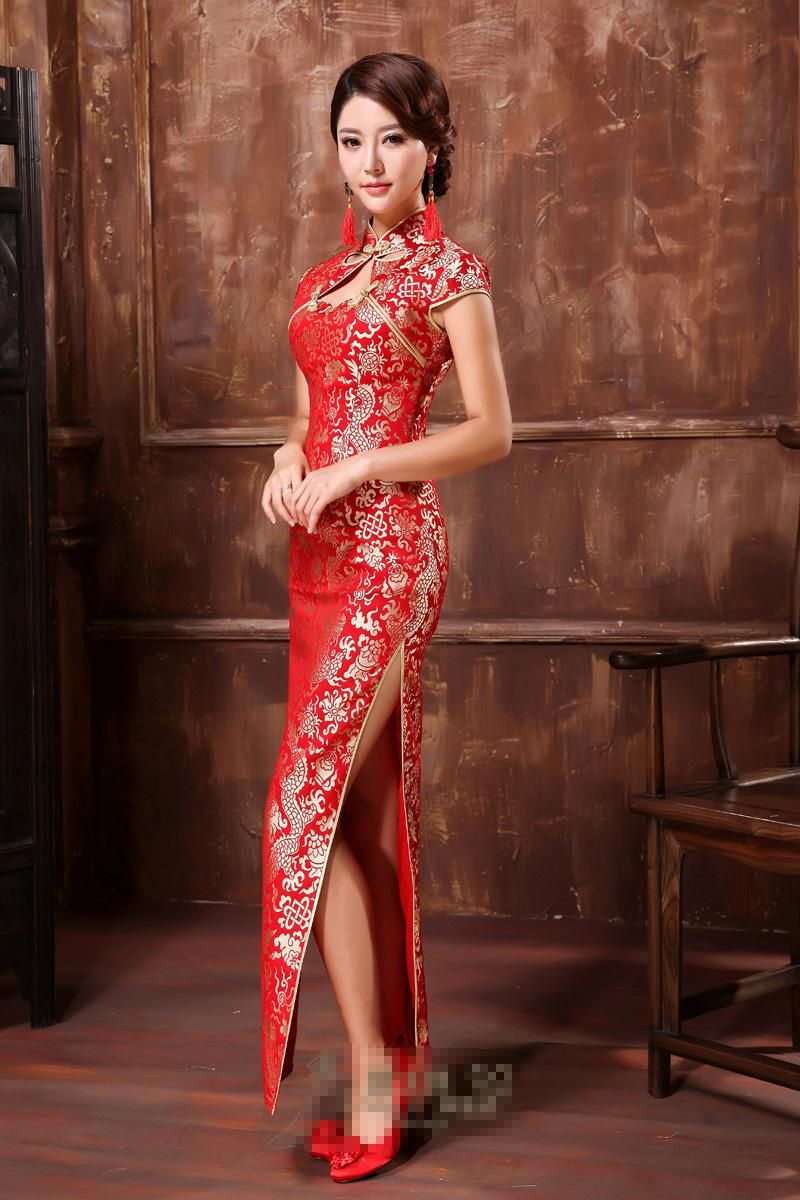 Chinese wedding dresses wedding dress collections looks