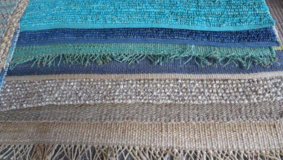 Marabierto alfombras de fibras naturales como lana yute o c amo en docenas de dise os y - Alfombras fibras naturales ...