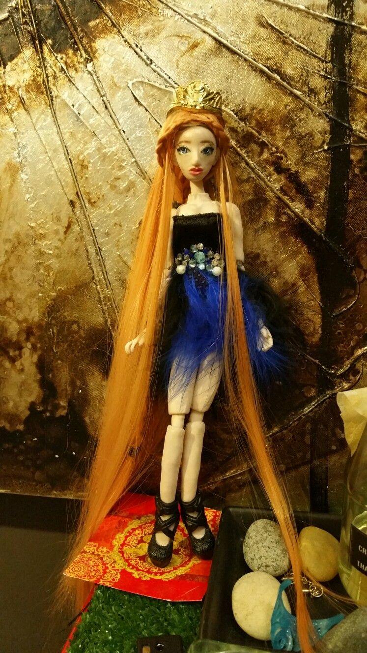#handmade #bjddoll #bjd #dollstagram #ooak
