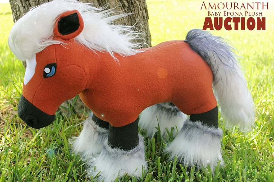 Baby Epona Plush - AUCTION by Amouranth.deviantart.com on  deviantART a4df0c488