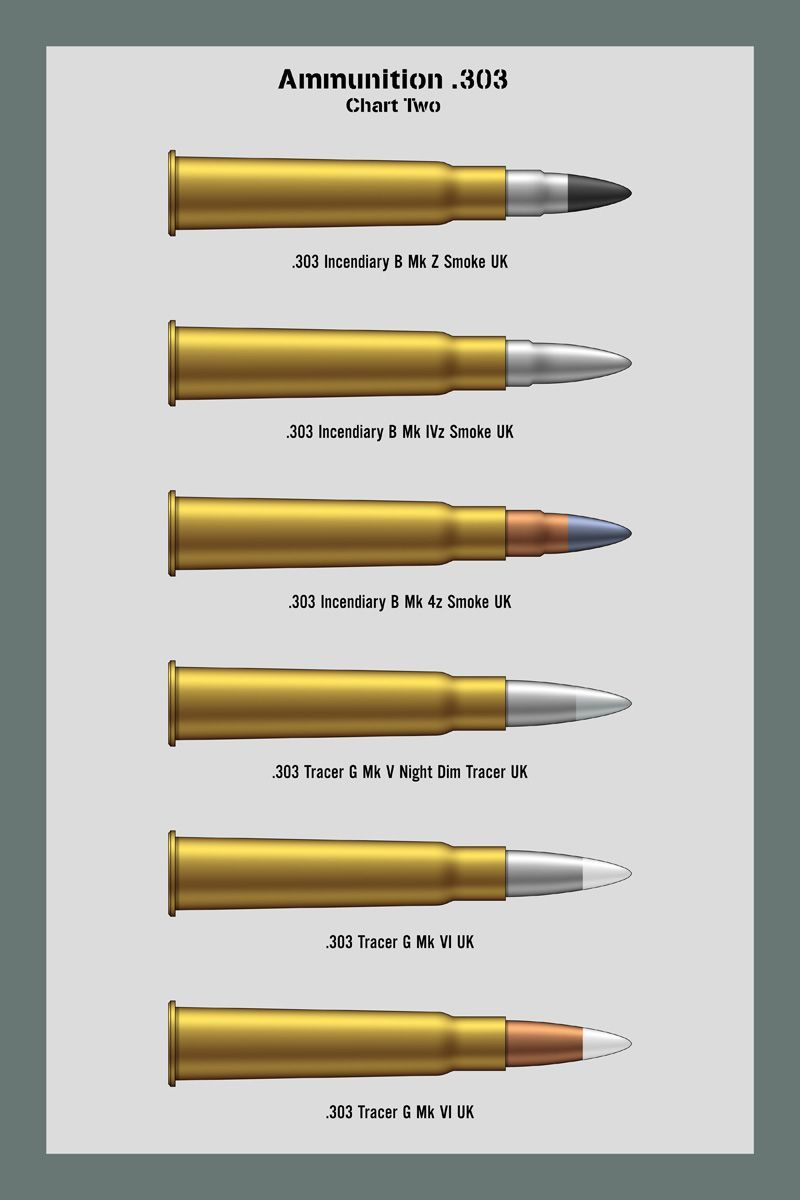 Jaeger Rifle, and bring back the formidable  303 ammunition