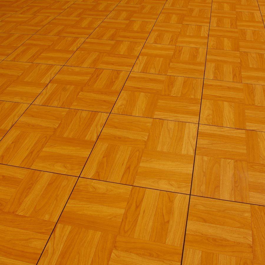 Portable Dance Floor Tile Light Oak Floor Floor Materials