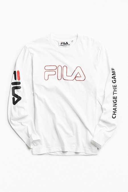 FILA Change The Game Long Sleeve Tee