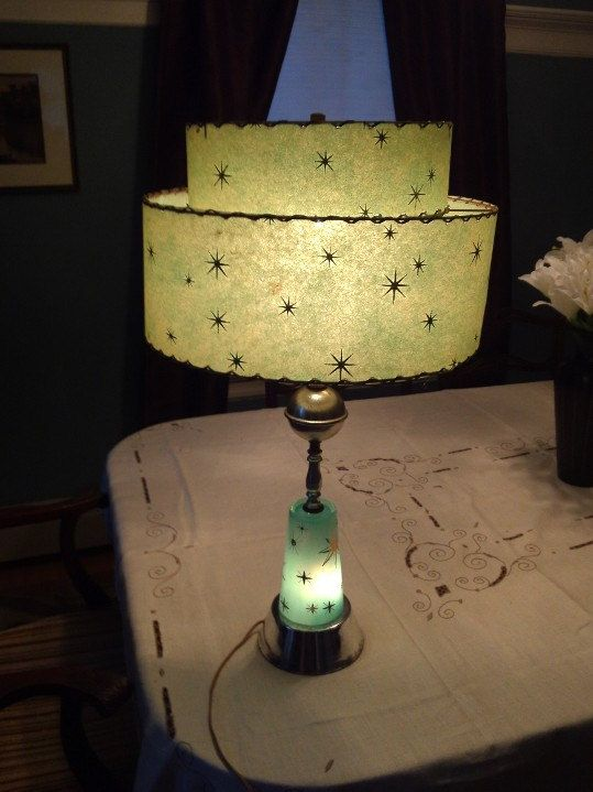 Starburst atomic lighted base lamp 1950s all by neatvintageitemsco starburst atomic lighted base lamp 1950s all by neatvintageitemsco 14850 aloadofball Choice Image