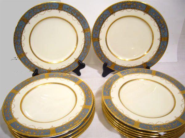 Set of twelve Minton dinner plates & Set of twelve Minton dinner plates   Wedding list   Pinterest ...