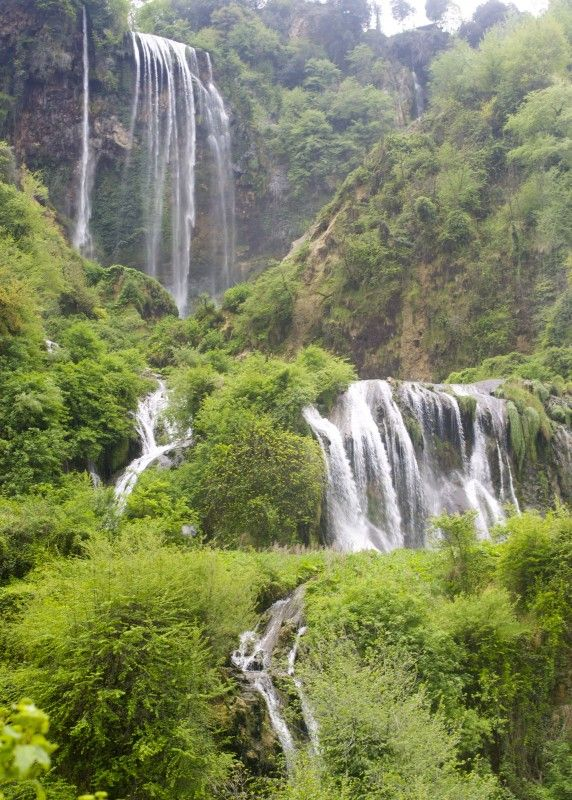 Man Made Waterfall Royalty Free Stock Photo - Image: 33786145