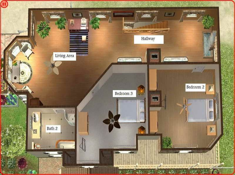 Unique And Special Floor Plans For Homes