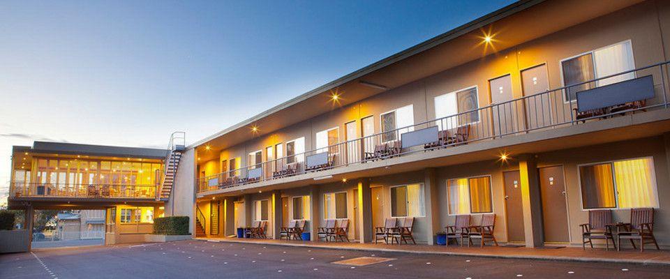 Motel design ideas