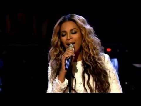 Beyonce Best Thing I Never Had Live Jimmy Fallon Halo