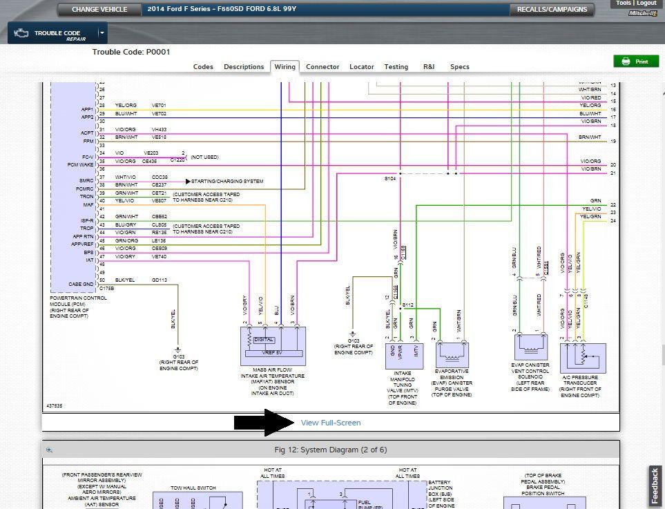 Prodemand Wiring Diagrams Automotive Repair Diagram Repair