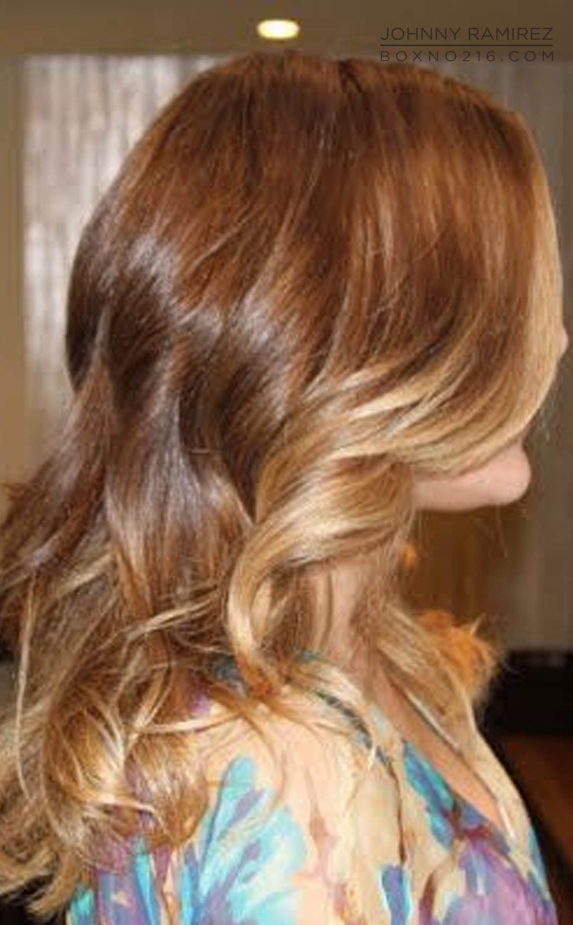 Box No. 216 Color By Johnny Ramirez For appointments