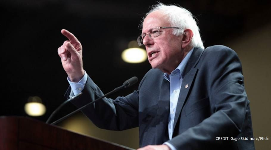 Bernie Sanders just delivered one of the most explosive speeches of his campaign, unveiling his plan to break up big banks and...
