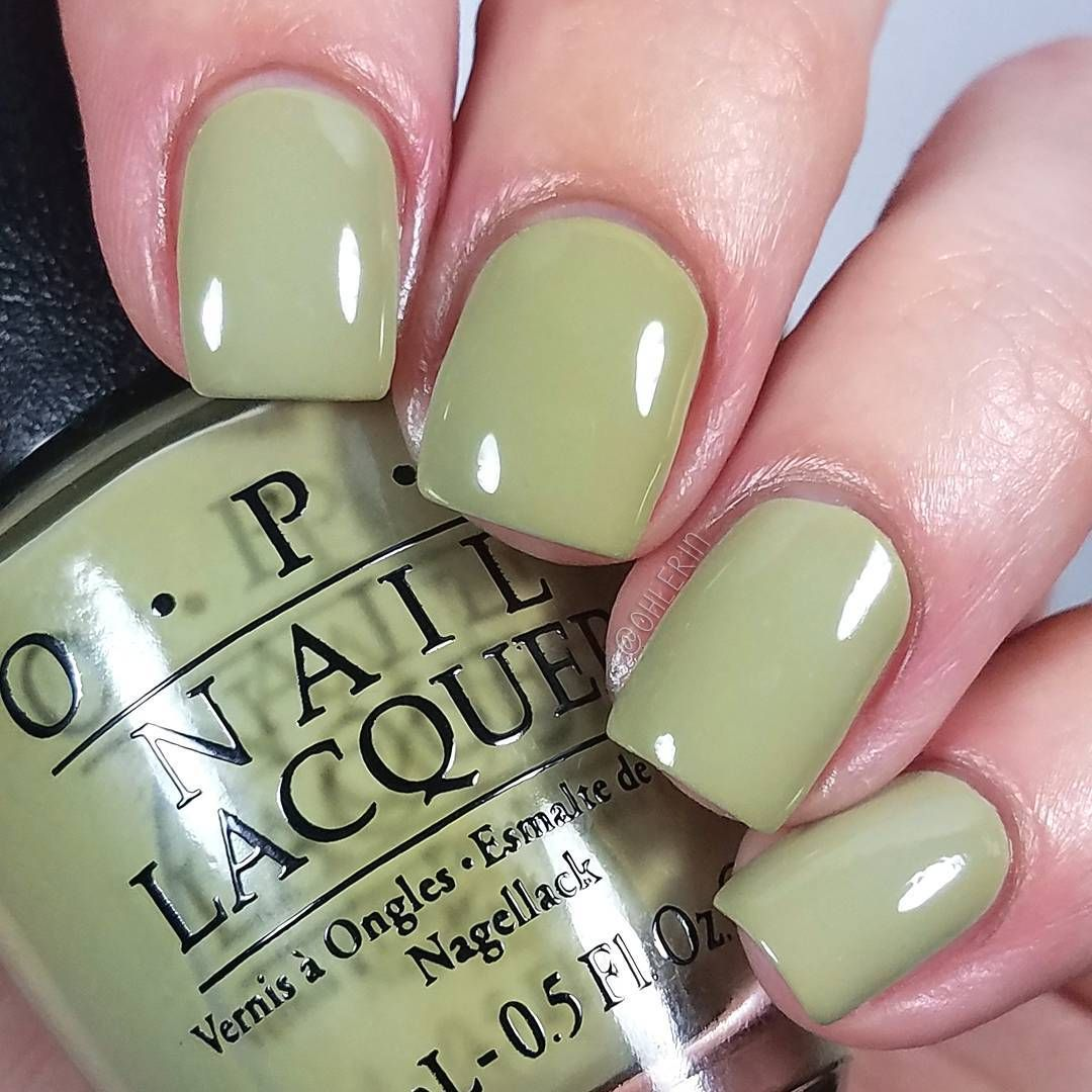 OPI This Isn\'t Greenland | Swatches: Mainstream | Pinterest