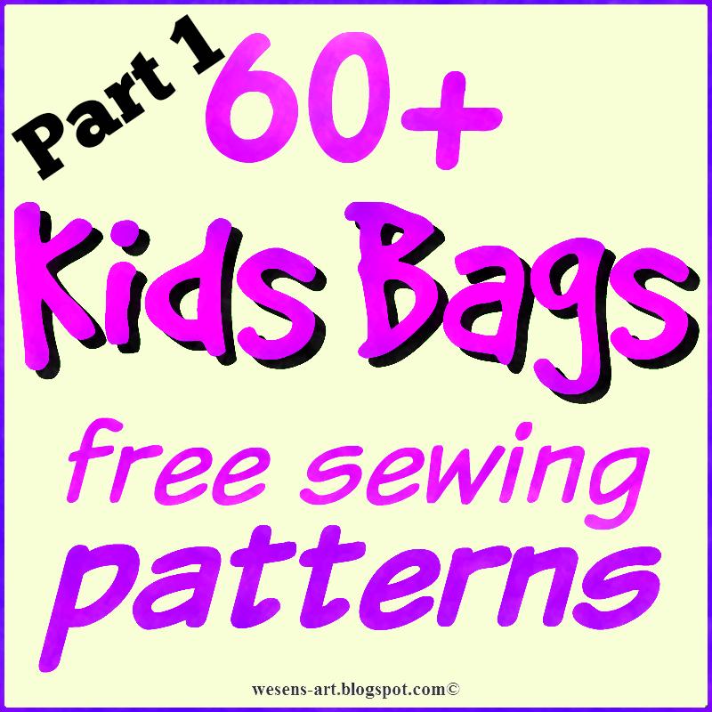 KidsBags wesens-art.blogspot.com