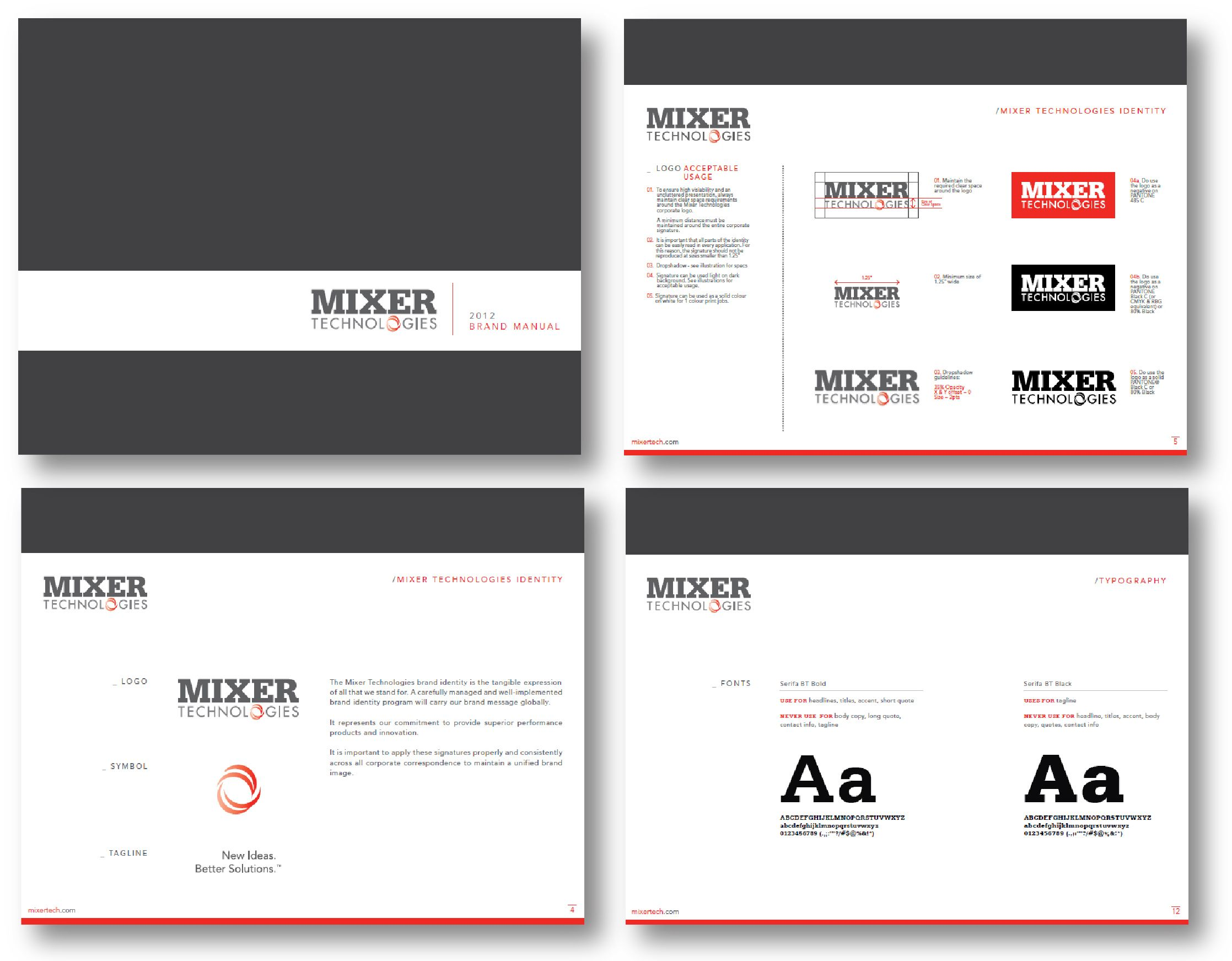 Example Of A Style Guide And Brand Manual
