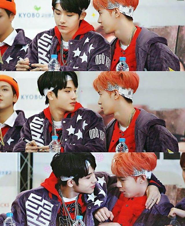 winwin & doyoung