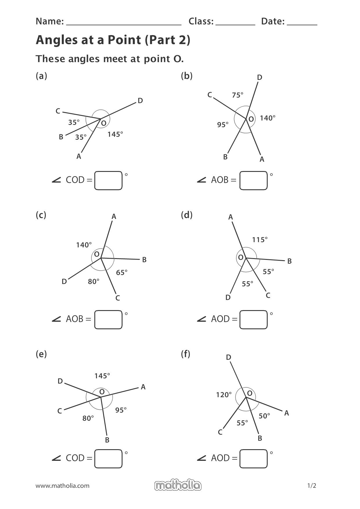 hight resolution of Angles at a Point (Part 2)   Play to learn