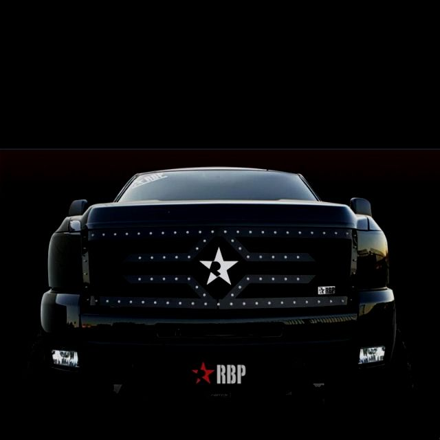 RBP grill. Or this one