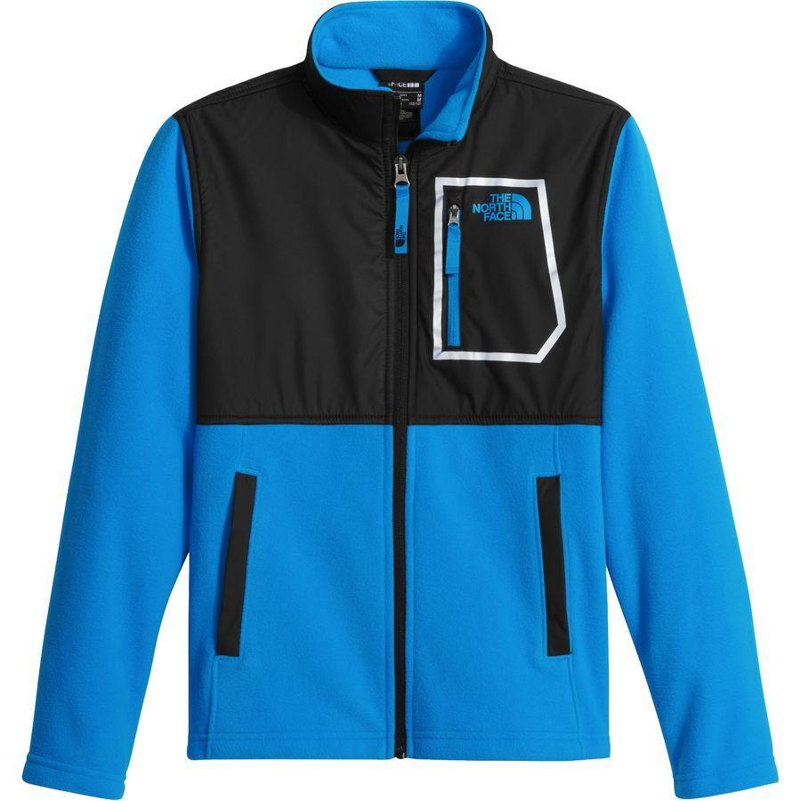 The North Face Boys Glacier Track Jacket