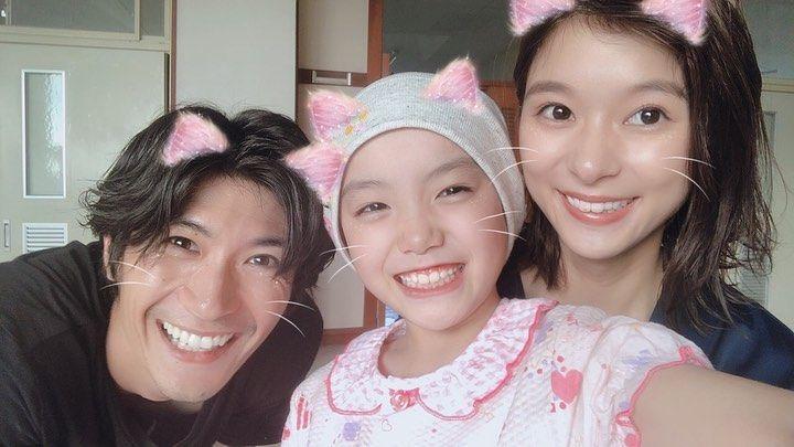 稲垣来泉 公式 On Instagram おねだりして 猫ちゃんぱぱ ねこちゃん楓ちゃん 撮ってもらいました ありがとうございました 1週間待ち遠しかった 9話 あと 3時間です ご飯食べて お風呂入って 準備万端にします ぜひ 皆さまも みてく 2020