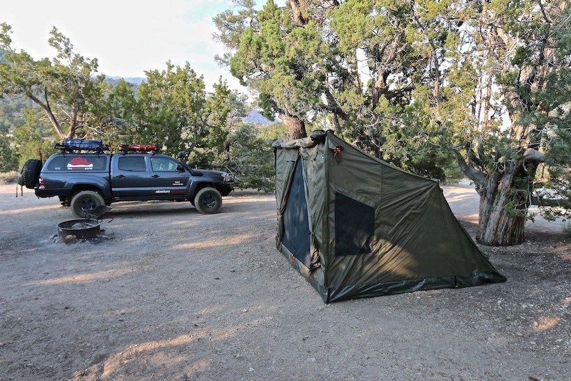OZTent & OZTent | Pickup Truck Camping | Pinterest | Rv Truck camping and ...