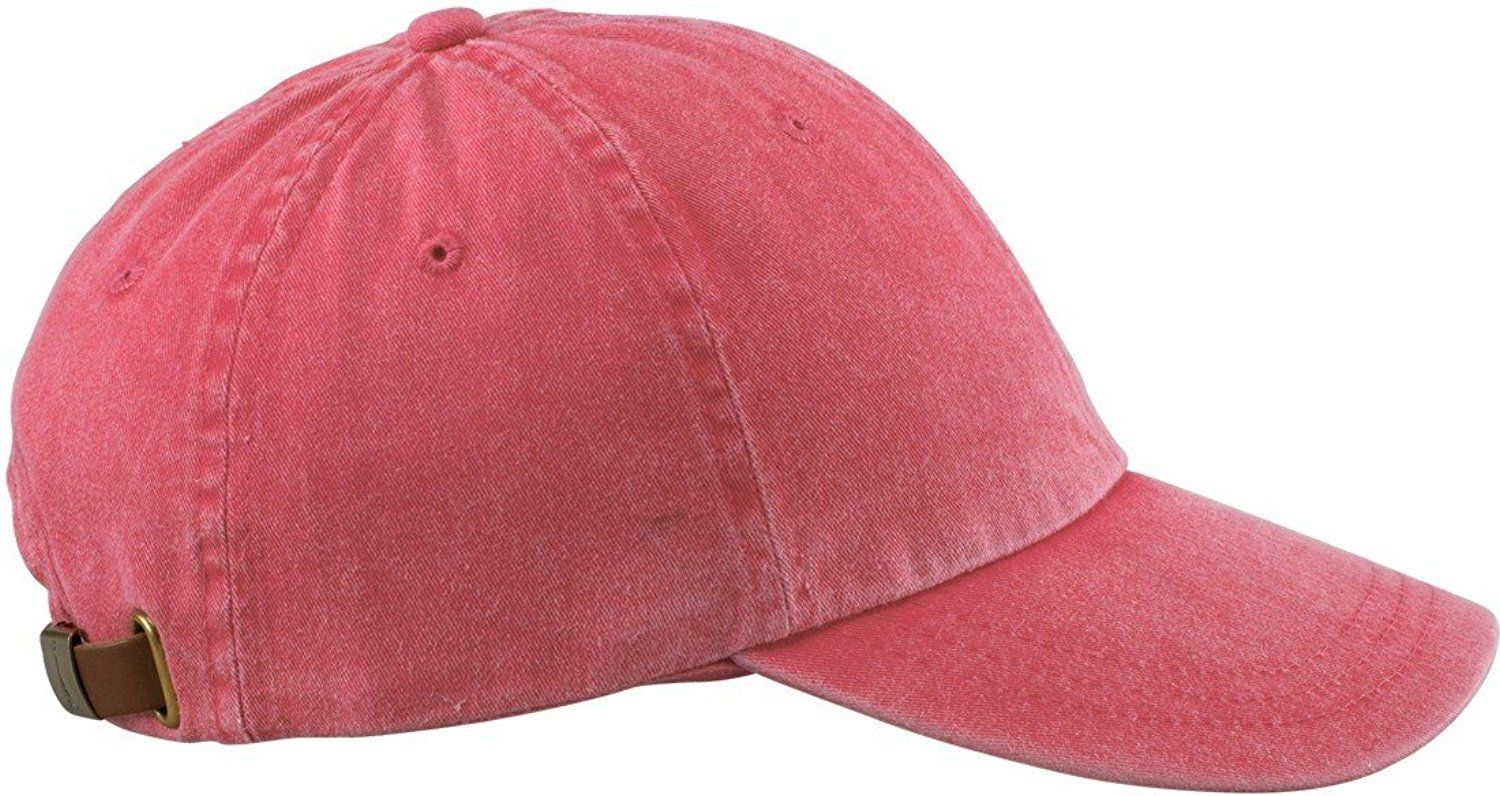 08454cfe Adams AD969 6-Panel Low-Profile Pigment-Dyed Cap *** You can get ...