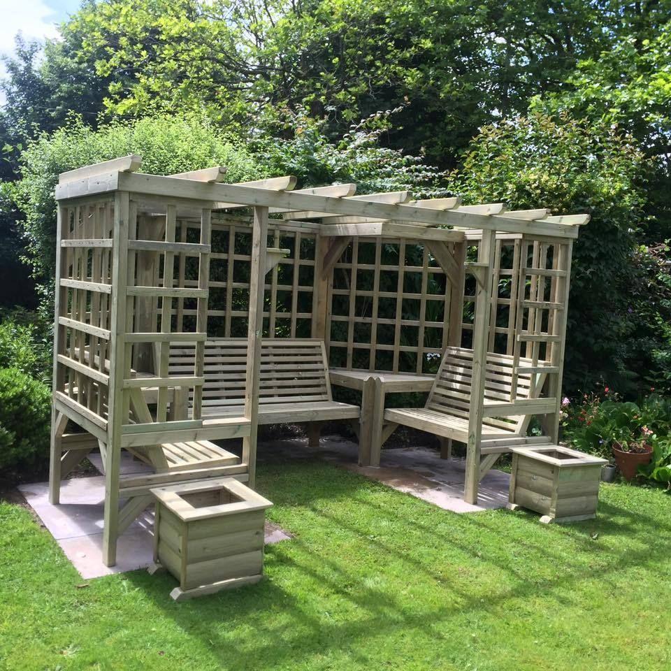 Wooden gazebo trellis garden seating pergola trellis pergola gazebo