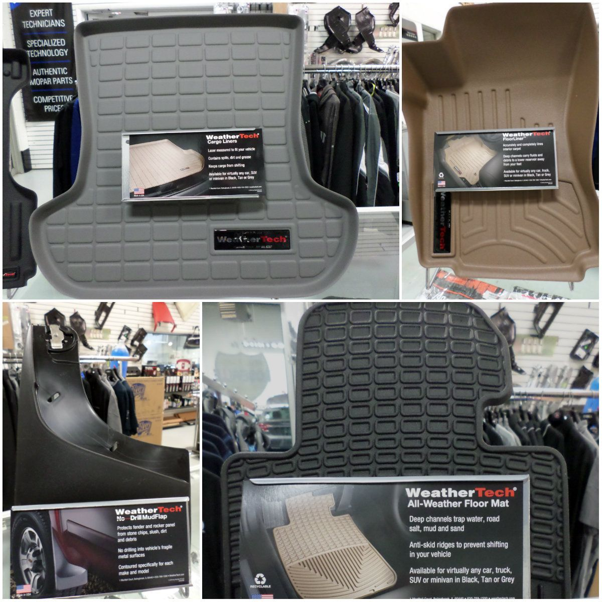 Consider us for your gift giving needs from floor mats to