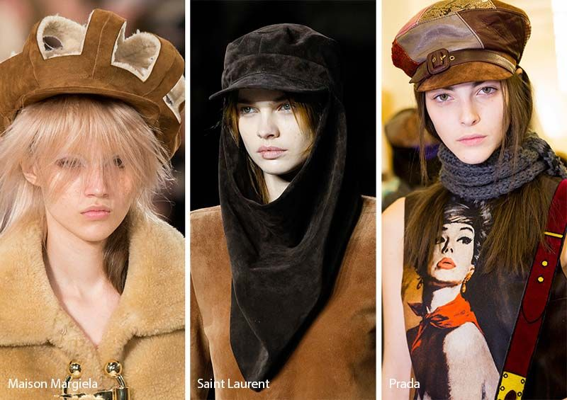 Fall  Winter 2017-2018 Hat Trends  Suede Hats fe31479c450