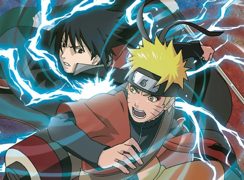 Wallpaper Keren Naruto Dan Sasuke Bakaninime In 2020 Naruto Dan Sasuke Anime Hd Anime Wallpapers