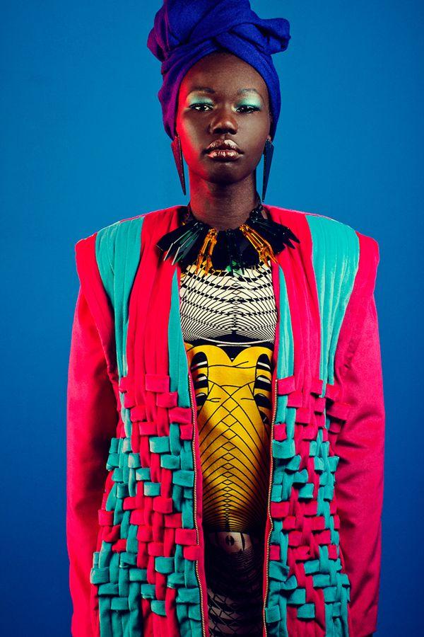African Fashion Week Amsterdam on Behance