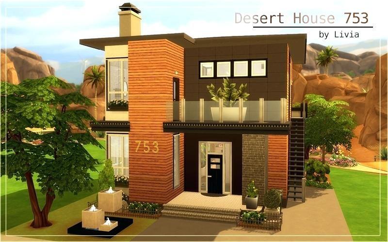 Tyuka Info Sims 4 House Plans Sims 4 Houses Sims 4 House Design