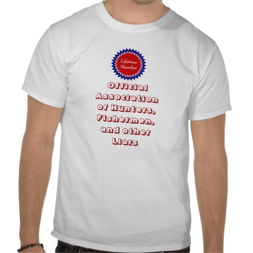 Liars Club Lifetime Member Shirt by Sand Creek Ventures
