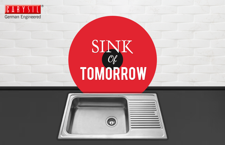 Presenting Carysil S Vogue Stainless Steel Sink Perfect For Your Kitchen Space Carysilkitchen Sink Kitche Stainless Steel Sinks Granite Kitchen Sinks Sink