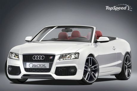Audi A5 Convertible By Caractere Pictures Photos Wallpapers Top Speed Audi A5 Convertible Audi A5 Audi Car Models