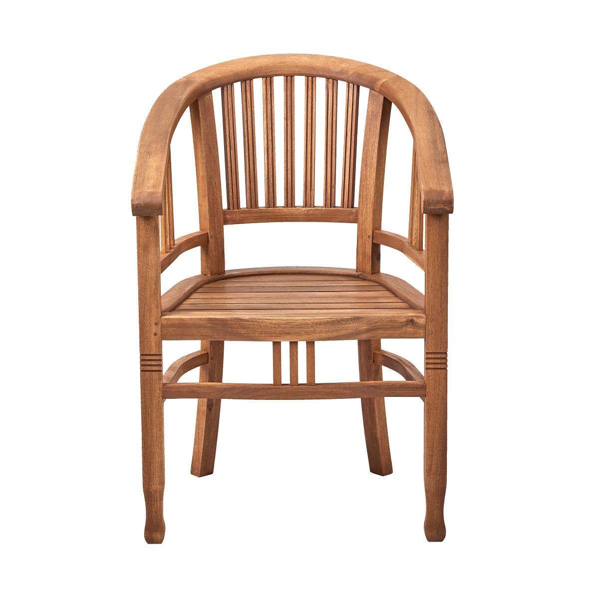 Acacia Springs Stuhl Stuhle Armlehnstuhl Und Holzstuhle