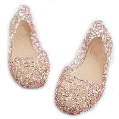 Amazon.com: Fulinken Women's Crystal Shoes Bride Flat Ballerina Women Shoes Slip on Sandals: Shoes