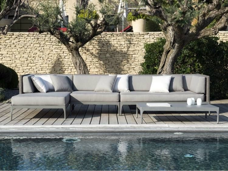 Salon de jardin moderne – 7 collections design exclusives ...