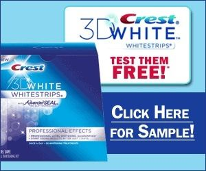 get your free crest whitestrips